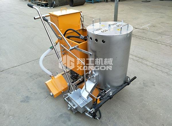 热熔划线机停车位施工规范